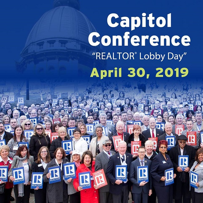 2019 Capitol Conference Lobby Day