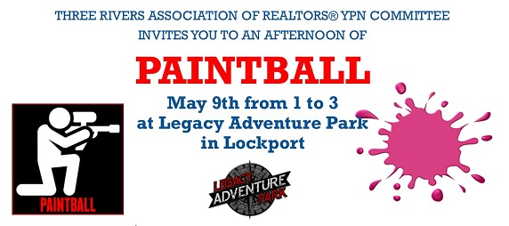YPN Paint Ball Event graphic