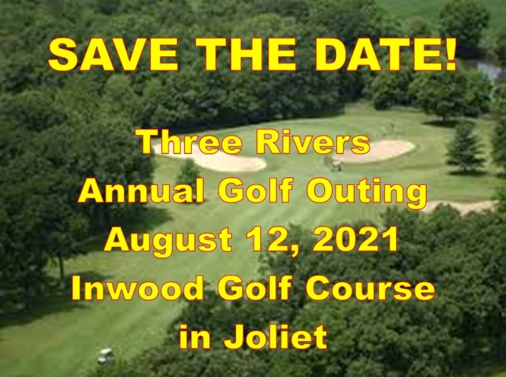 Golf outing 2021 save the date